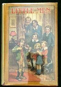 image of LITTLE MEN; Life at Plainfield with Jo's Boys / by Louisa May Alcott / Author of Little Women, An Old-Fashioned Girl, etc. / With Illustrations by Frances Brundage
