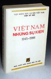 Viet Nam Nhu'ng Su Kien 1945 - 1986