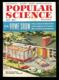 image of POPULAR SCIENCE Monthly: April 1956