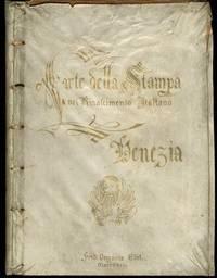 L'arte della stampa nel Rinascimento italiano. Venezia