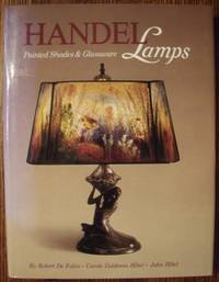 Handel Lamps: Painted Shades & Glassware