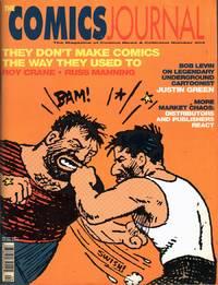 The Comics Journal No 203