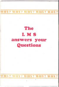 The LMS Answers Your Questions