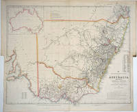 The South Eastern Portion of Australia; Compiled from the Colonial Surveys, and from Details Furnished by Exploratory Expeditions, by John Arrowsmith by  John Arrowsmith - 1858 - from Antipodean Books, Maps & Prints (SKU: 18814)