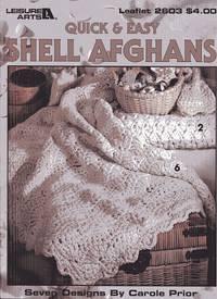 Quick & Easy Shell Afghans Leaflet 2603
