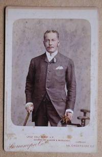 Cabinet Photograph: Portrait of a Gentleman. by London Stereoscopic Co Ltd