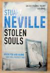 image of Stolen Souls (UK Signed Copy)