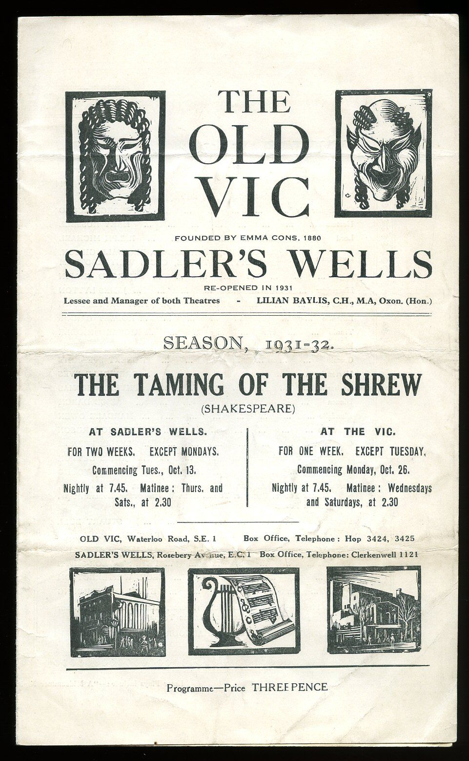 a description of the end of the book the taming of the shrew by william shakespeare Disability and the characterization of katherine in the taming of the shrew  william shakespeare, taming of the shrew,  by the end of the play.