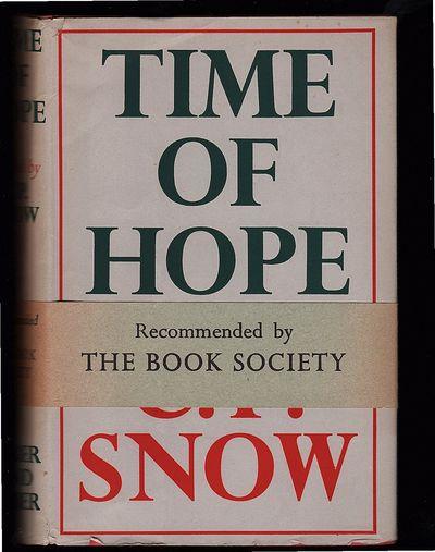 Resultado de imagen de Time of Hope 1949