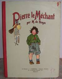 PIERRE LE MECHANT. (Struwwelpeter imitation).