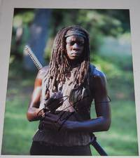 Danai Gurira Autograph. Michonne on The Walking Dead.