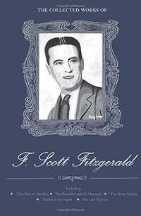 image of The Collected Works of F. Scott Fitzgerald (Wordsworth Library Collection)