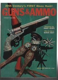 Guns & Ammo Magazine: January 1960