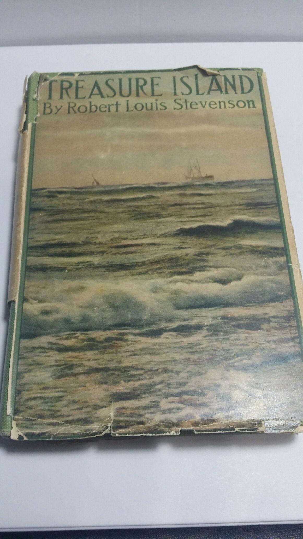 Treasure Island First Edition Publisher