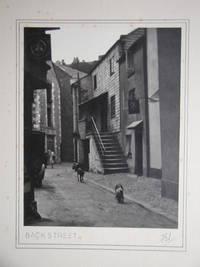 Back Street. (English Village View.)
