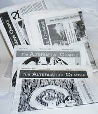 The Alternative Orange: an alternative student newspaper [seven issues]