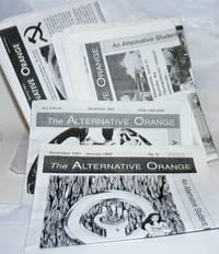 The Alternative Orange: an alternative student newspaper [seven issues]