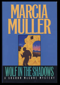 Wolf in the Shadows. (Signed and Inscribed Copy)