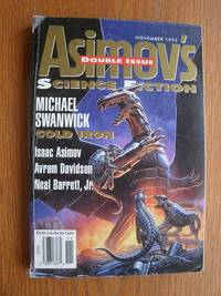 Asimov's Science Fiction November 1993: Double Issue