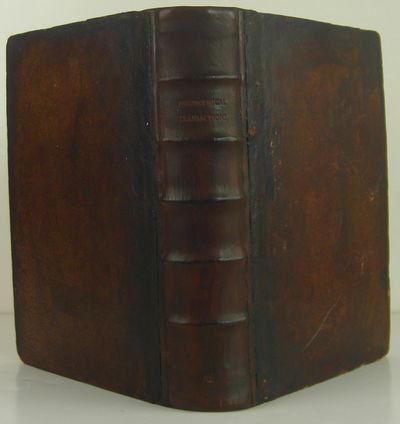 Knapton, 1731. 2nd Edition. Hardcover. Very Good/No Jacket. THE PHILOSOPHICAL TRANSACTIONS (FROM THE...
