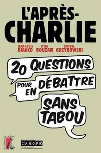L'après Charlie: Vingt questions pour en débattre sans tabou