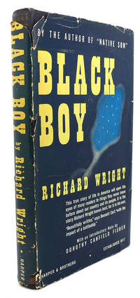 image of BLACK BOY :  A Record of Childhood and Youth