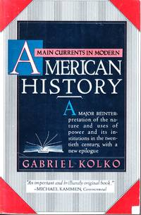 image of Main Currents in American History