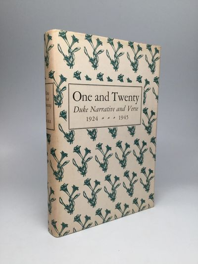 Durham, North Carolina: Duke University Press, 1945. First edition. Hardcover. Near fine/Very Good. ...