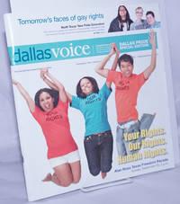 image of Dallas Voice: vol. 26, #18, September 18, 2009: Dallas Pride special edition