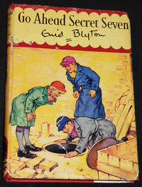 image of Go Ahead Secret Seven; Illustrated by Bruno Kay