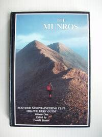 image of The Munros  -  Scottish Mountaineering Club Hillwalkers Guide Volume One