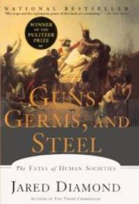 image of Guns, Germs, And Steel: The Fates Of Human Societies (Turtleback School & Library Binding Edition)