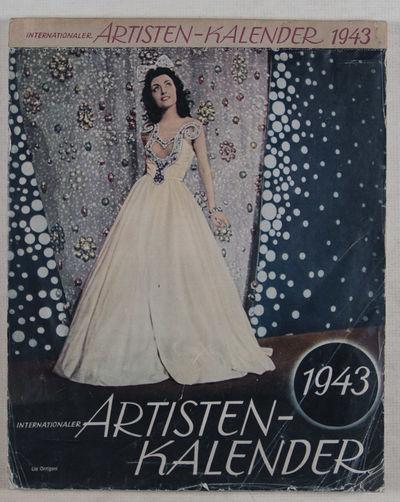 Berlin: Rudolf Haufe, 1943. First edition. Softcover. bg. Quarto. 132 pp. Original tear-off calendar...
