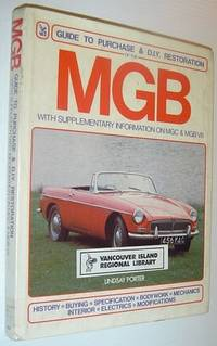 image of MGB: Guide to purchase & D.I.Y. restoration (A FOULIS motoring book)
