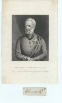 image of Signature on a small fragment of a letter, (Sir Henry, 1795-1857, K.C.B., Major-General, 1st Bart.)