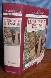 The Cambridge Guide to Literature in English by  Ian Ousby - Hardcover - 1993 - from C L Hawley (SKU: 8730)