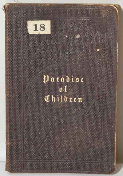 Philadelphia: Presbyterian Board of Education, 1850. Embossed Cloth. Very Good binding. An address t...