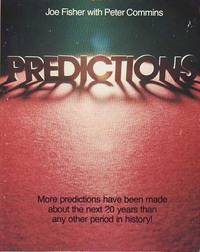 Predictions by  Peter  Joe;Commins - Paperback - 1980 - from BOOX and Biblio.co.uk