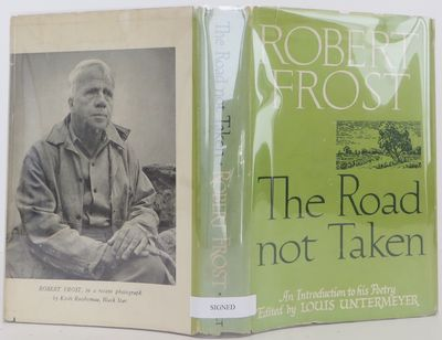 New York: Holt, 1951. First. hardcover. Very good./Very good.. A very good inscribed first edition, ...