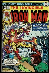 image of The Invincible Iron Man No.77 Aug 1975