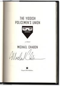 image of The Yiddish Policemen's Union.