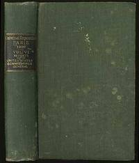 Report of The Commissioner-General for the United States to the International Universal Exposition, Paris, 1900: Volume VI