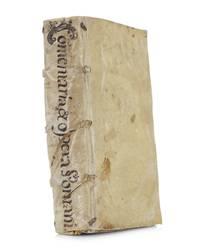 Centum Ptolemaei sententiae. Eiusdem de reb. coeslestibus. Liber etiam de luna imperfectus