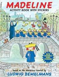 image of Madeline: Activity Book with Stickers