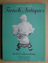 image of How to Know French Antiques.