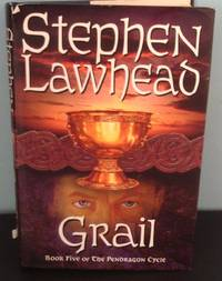 image of Grail. Book Five of The Pendragon Cycle