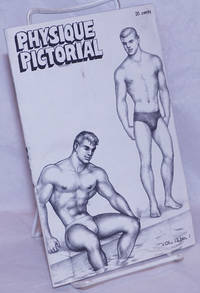 image of Physique Pictorial vol. 13, #1, August 1963