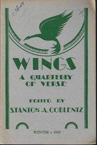 image of WINGS; A Quarterly of Verse Winter 1949