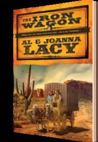 The Iron Wagon: A Novel (Return of the Stranger Book 3)