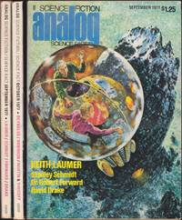 The Wonderful Secret, serialized in Analog Science Fiction / Science Fact,  September - October 1977